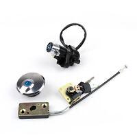 Ignition Switch Lock&Fuel Gas Cap Key Set Para Suzuki GZ125 98-03 GZ250 99-11 ES