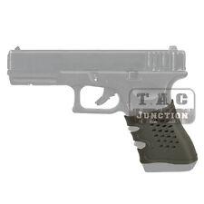 Tactical Pistol Rubber Grip Anti Slip Glove for Glock 17 19 20 21 22 23 31 32