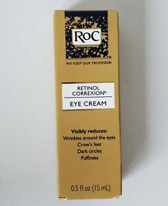 RoC Retinol Correxion Eye Cream 0.5 Fl Oz