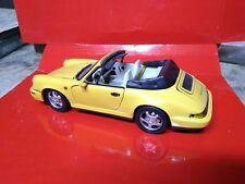 Modellino Porsche 911 Speedster 1989 1:18 Anson