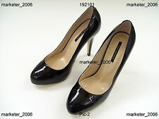Tony Bianco Black Patent Heels Ladies Leather Dress Formal Shoes Size 6.5