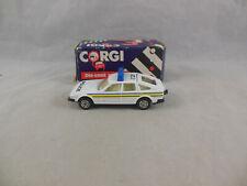 Corgi Juniors 53341 Rover 3500 Police Car E129 1:64 Scale Made in Great Britain