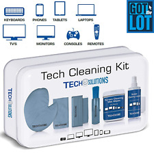 More details for screen laptop phone cleaning kit spray computer notebook tv consoles monitors