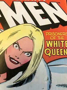Uncanny X Men  #131 KEY 1st cover appearance of the White Queen, Emma Frost!!🔥