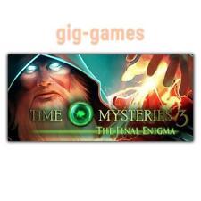 Time secretos 3: the final enigma PC juego Steam download link de/ue/estados unidos Key