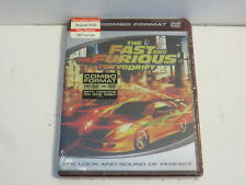 THE FAST AND THE FURIOUS TOKYO DRIFT HD DVD HIGH DEF NEW & SEALED