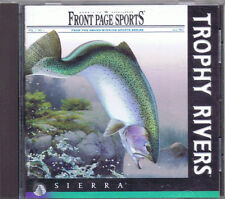 Front Page Sports: Trophy Rivers (PC, 1997, Sierra On-Line)