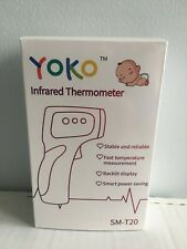 Yoko Infrared Thermometer Sm-T20 Non Contact Baby Adult Forehead