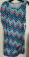NEW Jules & Jim Womens Maternity Medium  Knee Length Dress Tunic