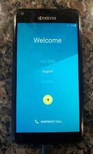 Kyocera Hydro C6742 - Black (Cricket) Smartphone