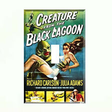 Creature From The Black Lagoon Single Light Switch Plate Wall Cover Room Decor