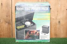 New MALIBU ML600TW 600 Watt Outdoor Landscape Power Pack Low Voltage Transformer
