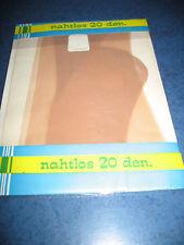 alte 60s Nylonstrümpfe *Gr. 9*Jasmin*Strapsstrümpfe Nylons Perlons Stockings(168