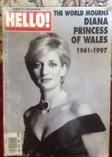 Princess Diana Hello Tribute Issue September 6 1997 Magazine Many Photos Pages