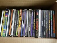 Lot 20 PC GAMES--Brain Games, Puzzles, You Don't Know Jack *PC8