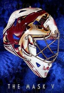 2007-08 Between The Pipes The Mask #28 Mikael Tellqvist