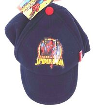 Marvel Spider-Man Spider-Sense Boy's Snapback Adjustable Cap Hat OSFM NWT