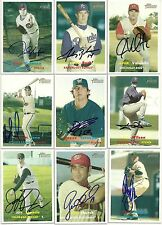 2006 Topps Heritage JOHN KORONKA Signed Card autograph CUBS clearwater, fl