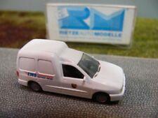 Rietze 31814 Volkswagen VW Caddy Modell 2011 Kasten XXXLutz Scale 1 87 NEU OVP