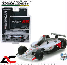 GREENLIGHT 10843 1:64 2019 #98 MARCO ANDRETTI INDYCAR INDY 500