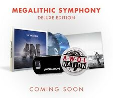AWOLNATION : MEGALITHIC SYMPHONY Deluxe Edition (2 disc CD) Sealed