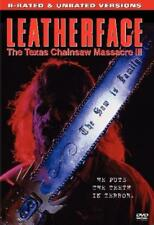 Leatherface: The Texas Chainsaw Massacre 3 New Dvd