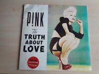P!nk – The Truth About Love  2 lp