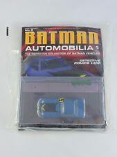 Batman Automobilia Issue No. 5 Detective Comics #400 Batmobile car EagleMoss DC