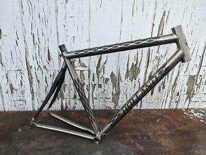 Holland Cycles Exogrid Titanium Frame