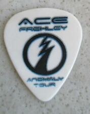2010 ACE FREHLEY ANOMALY TOUR ANTHONY ESPOSITO PICK WITH PLAY WEAR #003