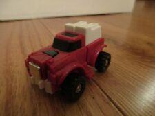 Vintage 1980s Transformer G1 Minibot swerve Nice