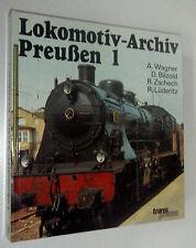 Lokomotiv-Archiv Preußen 1  transpress 1. Auflage 1990