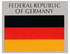 Echte gestempelte Briefmarken aus Deutschland (ab 1945)