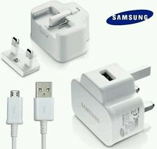 Original Samsung Travel Adapter 10W Fast Charger For S3 S4 S5/Note 2 3 4 White