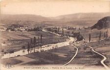 CPA 39 PORT LESNEY VALLEE DE LA LOUE LE GOUR