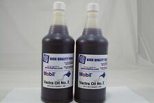 Mobil Vactra Way Oil 2 For Bridgeport Haas Mills Amp Hardinge Lathes 2 Quarts