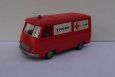 Fourgon Peugeot J7 Ambulance NOREV 1/43°