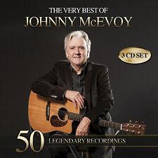 Johnny McEvoy The Very Best of 3 CD Set 2017