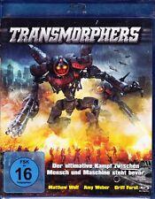 Blu-ray - Transmorphers - NEU/OVP