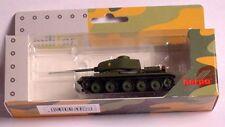 Herpa #745888 T34/85 Main Battle Tank, German Army Nva. Ho 1:87, Mib Roco