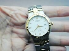 Men's Citizen 2 Tone 2510-S029261 Wrist Watch Running Date