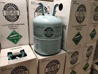Refrigerant R134a R134 134 BOUTEILLE 13,6 KG  Fréon Gaz - livraison gratuite