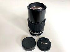 Nikon NIKKOR 200mm f/4 f4 Pre-AI Lens (EXC+++)