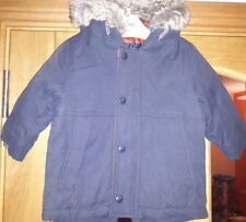 """NWT Vaenait Baby 6-24M Infant Hooded One-pieces Romper Jumpsuit/""""Hoodie Thunder/"""""""