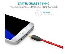 USB Mini Ladekabel Handy Daten Kabel Samsung Galaxy HTC Nexus HP Android 2x 1.8m