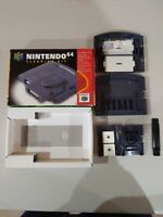 Nintendo 64 Cleaning Kit N64 Original OEM Box CIB. Pieces Still Clean!