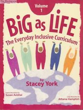 Big As Life, Volume 1 by Stacey York