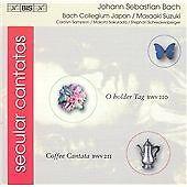 Bach, J.S.: Secular Cantatas, BWV 210 and BWV 211, Sakurada, Makoto, Sampson, Ca