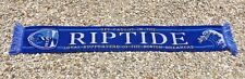 RIPTIDE Boston Breakers SC Supporter Club Soccer Scarf  NWSL