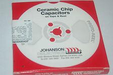 JOHANSON 500R07N470JV4Y Complete Factory SMD Proto-Reel  Quantity-500